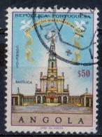 Angola 1967 - Basilica Di Fatima  U - Angola
