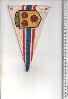 REF ENV : Fanion Flag Pennant Stendardo Touristique Ancien : GRENOBLE - Obj. 'Souvenir De'