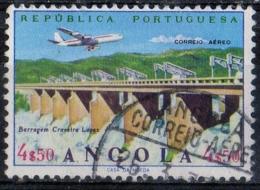 Angola 1965 - Diga Di Craveiro Lopes Dam U - Angola