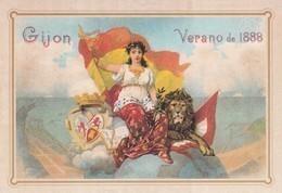 España Tarjeta De Iniciativa Privada Nº 45 - 1931-....