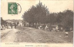 Dépt 55 - ANCERVILLE - La Mare De La Motte - (lavandières, Laveuses) - Mathieu, éditeur, Ancerville - France