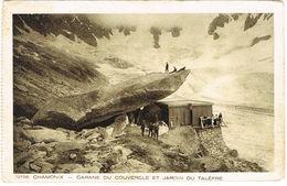 CHAMONIX CABANE DU COUVERCLE ET JARDIN DU TALEFRE - Chamonix-Mont-Blanc
