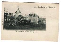 Les Environs De Bruxelles, Le Château De Grimberghen  - Grimbergen Série 11 N° 11 - 2 Scans - Grimbergen