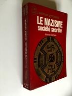 J'AI LU L'AVENTURE MYSTÉRIEUSE A 267   LE NAZISME  Société Secrète   Werner GERSON - Abenteuer