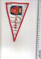 REF ENV : Fanion Flag Pennant Stendardo Touristique Ancien : Les Savoies - Obj. 'Souvenir De'