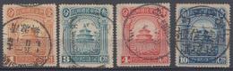 """A32 Scott 1923 """"Temple Of Heaven, Peking"""" Serie Completa Usato - 1912-1949 Repubblica"""