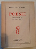 Poesie Rainer Maria Rilke - Poésie