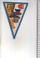 REF ENV : Fanion Flag Pennant Stendardo Touristique Ancien : TOUL LORRAINE - Obj. 'Souvenir De'
