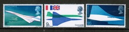 GREAT BRITAIN  Scott # 581-3** VF MINT NH (Stamp Scan # 451) - Unused Stamps