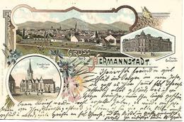 1899 - SIBIU  Hermannstadt , Gute Zustand, 2 Scan - Rumänien