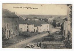 St. Leger - Panorama   ENVIRONS D'ARLON  1914 - Saint-Léger