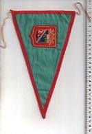 REF ENV : Fanion Flag Pennant Stendardo Touristique Ancien : Arcachon - Obj. 'Souvenir De'