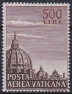 Vatican    .    Yvert   .      Airmail    22        .    **     .         MNH - Posta Aerea