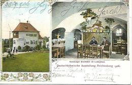 1906 - LIBEREC  Reichenberg , Gute Zustand, 2 Scan - Tschechische Republik