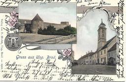 1902 - Uhersky Brod , Gute Zustand, 2 Scan - Tchéquie