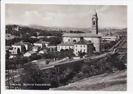 CPSM ITALIE CARCARE Scorcio Panoramico - Savona