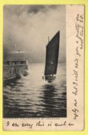 Fife - St Andrews, Rock Gardens - Tuck Moolit Sea 258 Postcard - 1903 - Fife