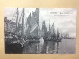 BELGIUM - Oostende Ostend - Quai Des Pecheurs - Le Bon 101 - Oostende