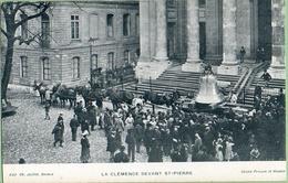 Genève - La Clémence Devant St-Pierre - GE Genève