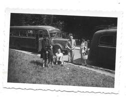 CARS DE BREVANNES (94)  A.GUESTON  1946   Format 6 X 8.5 - Automobili