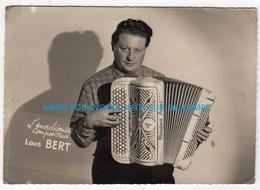 Photo : Louis BERT, L'Accordéoniste, Compositeur, Chef D'Orchestre     - à Talissieu - AIN - Photos