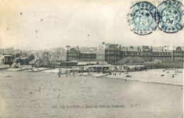 N°69594 -cpa Le Havre -bain De Mer De L'hôtel Frascati- - Le Havre