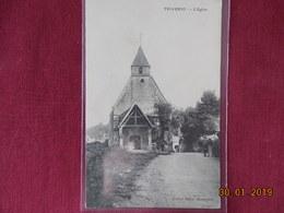CPA - Thiverny - L'Eglise - Autres Communes