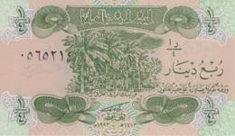 (B0147) IRAQ, 1993. ¼ Dinar. P-77. UNC - Iraq