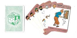 Lot De 6  Cartes Cheque Tintin  L Affaire - Cartes