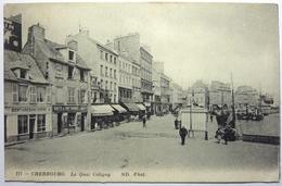 LE QUAI CALIGNY - CHERBOURG - Cherbourg