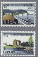 1977 Nr 1853-54** Europa,landschappen, Postfris Zonder Scharnier. - Belgique