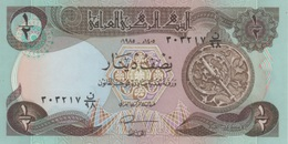 (B0149) IRAQ, 1985. ½ Dinar. P-68. UNC - Iraq
