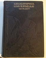 Geographie Universelle Quillet - Encyclopédies
