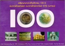 Commemorative 10 Baht Coin. - Thaïlande