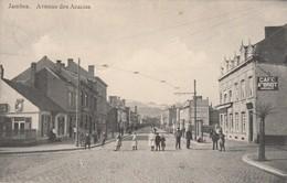 Jambes  ,  Avenue Des Acacias ,( Café A. Briot , Cordonnier ) - Namur