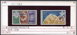 Elfenbeinküste - Côte D'Ivoire - Michel 269-270 - ** Mnh Neuf Postfris - Olympiade 1964 - Côte D'Ivoire (1960-...)