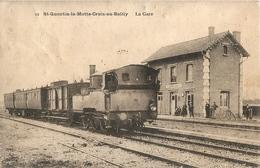 80 --- Saint Quentin- La -Motte - Croix Au Bailly --- La Gare --- CH24 - Other Municipalities
