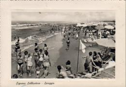 ITALIE  LIGNANO SABBIADORO  - Spiaggia - Italie