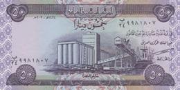 (B0186) IRAQ, 2003. 50 Dinars. P-90. UNC - Iraq