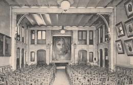 Brussel , Bruxelles , Maison De Peuple (Salle Blanche) Victor Horta  , (Très  RARE ) - Monumenten, Gebouwen