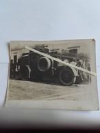 1914-1918 Italie Automitrailleuse Lancia 1z Avec Rails Anti-barbelé Armee Italienne Isonzo Piave Ww1 1WK 1914 1918 14-18 - War, Military