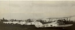 BRISTOL  PRIMARY TRAINERS   CHILEAN AIR FORCE CHILE   18 * 8 CM Aviation, AIRPLAIN, AVION AIRCRAFT - Aviación