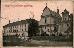 LVIV  Ukraine Eglise St Nicolas Et Université - Ukraine