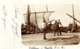 Carte Photo Etaples 1900 - Etaples