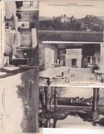 + De 20 Cpa Du Chateau De Montal Saint Cere Belle Collection - Saint-Céré