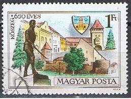 HONGRIE 105 // YVERT 2633 // VILLE KOSZEG // 1978 - Hungary