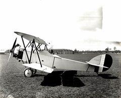 BRISTOL   TAXIPLANE    24 * 19 CM  Aviation, AIRPLAIN, AVION AIRCRAFT - Aviación