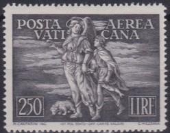 Vatican    .    Yvert   .      Airmail    16      .    **     .         MNH - Posta Aerea