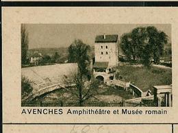 Carte Illustré Neuve N° 182 - 029 D  - AVENCHES Amphithéâtre Et Musée Romain (Zumstein 2009) - Entiers Postaux