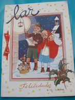 Revue Espagnole LAR Revista Para La Familia N° 12 Diciembre 1944 - Magazine Quasi Inconnu, Seulement 20 N°s édités - Revues & Journaux
